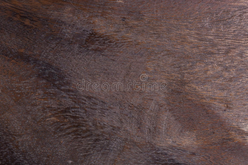 Wood brown grain texture background, top view. Of wooden table stock image