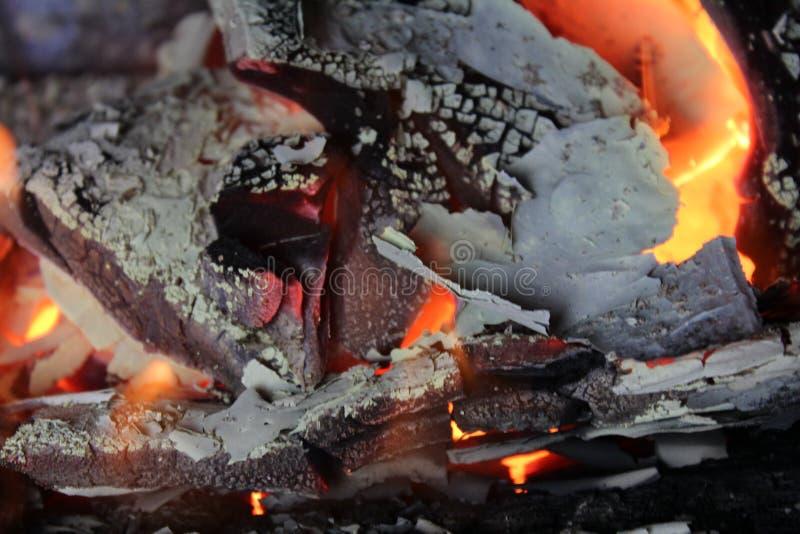 Wood burning photo royalty free stock photography