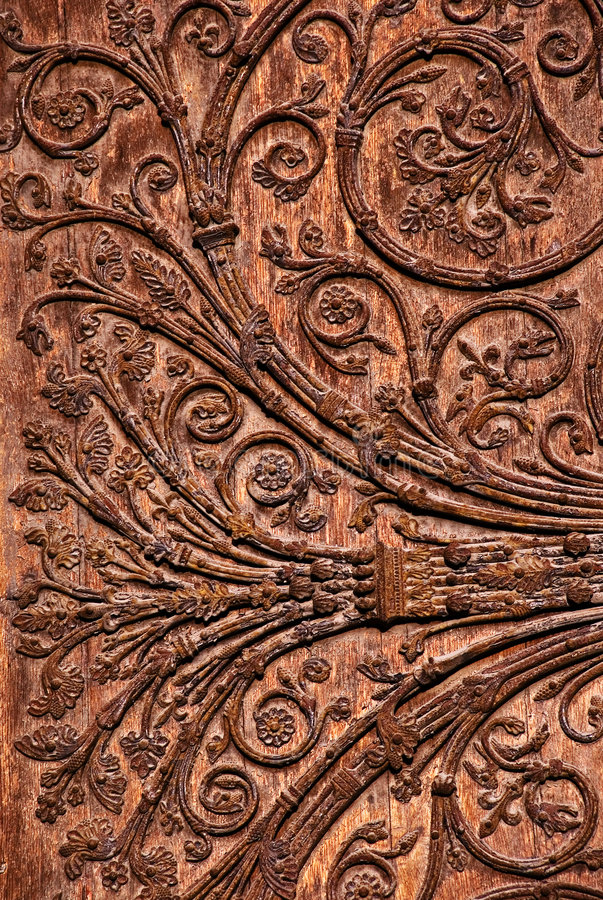 Download Wood carving stock photo. Image of decoration, curls, intricate - 3065926