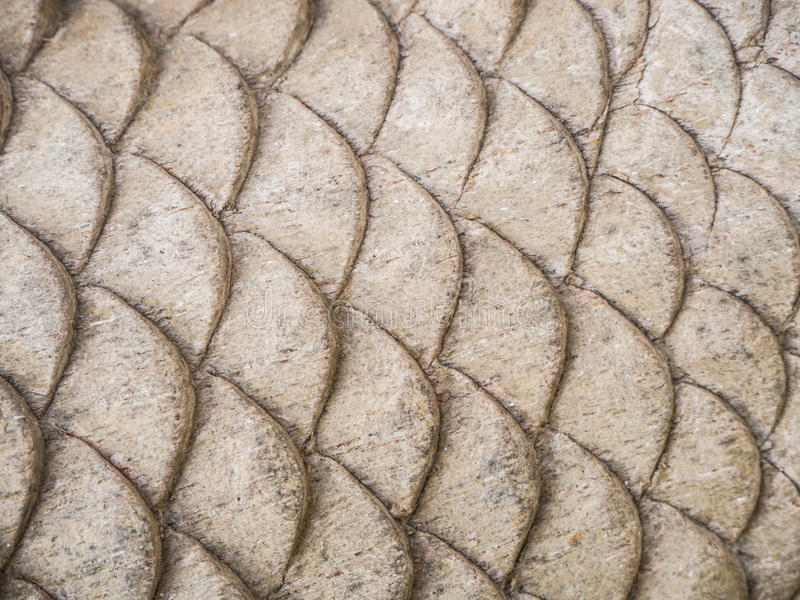 Wood carving fish shape royalty free stock photography