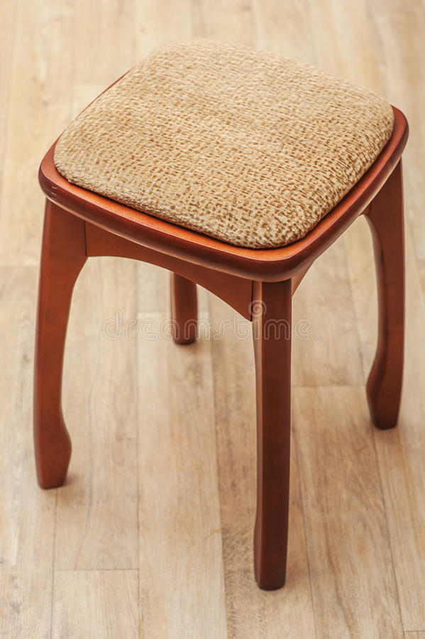 Wood Chair Royalty Free Stock Images