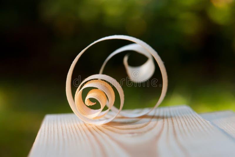Download Wood Chip stock image. Image of circular, swirl, spiral - 25754335