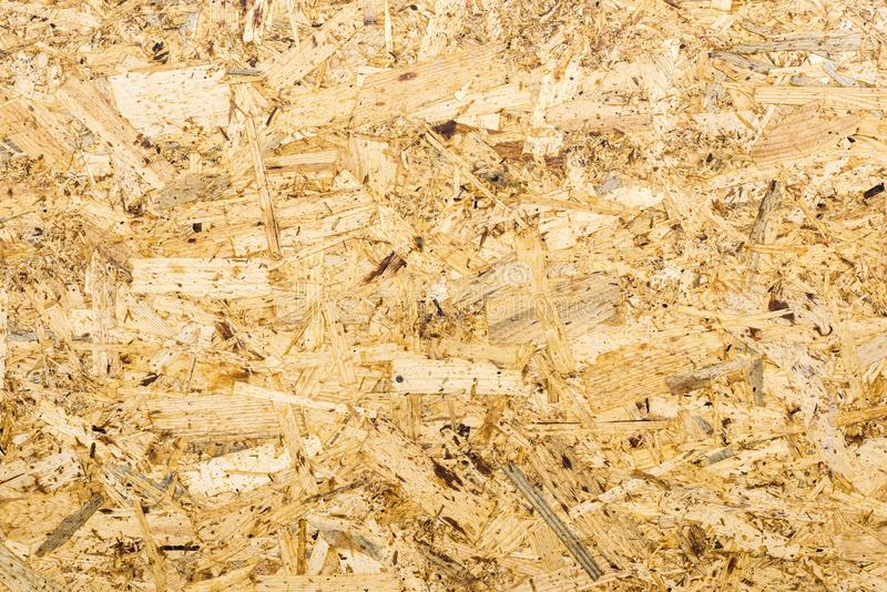 A wood chipboard. As a background stock image