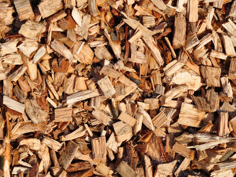 Download Wood chips stock image. Image of shredded, closeup, chips - 18756309