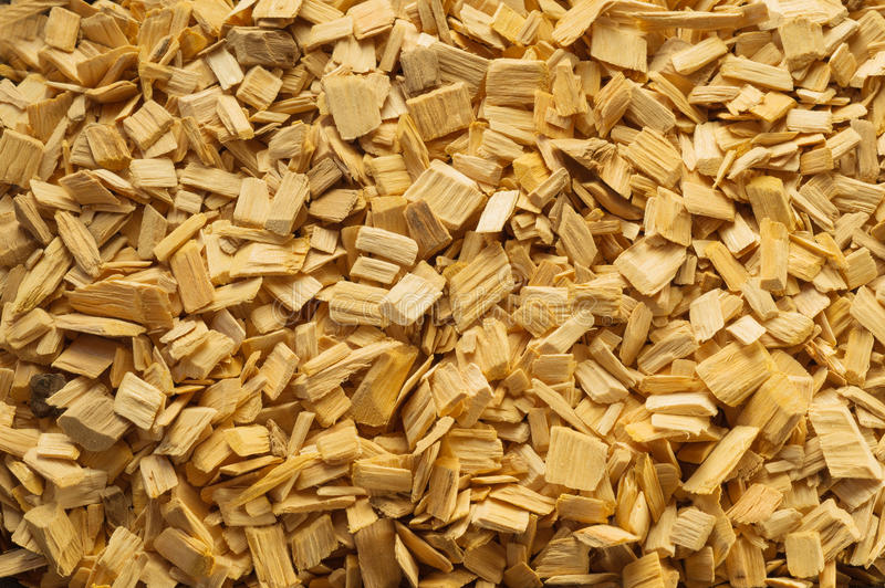 Wood chips texture. royalty free stock photography