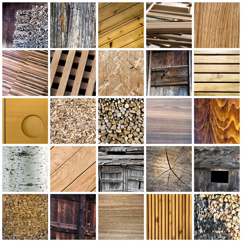 Download Wood collage stock image. Image of geometric, floor, panelling - 17668891