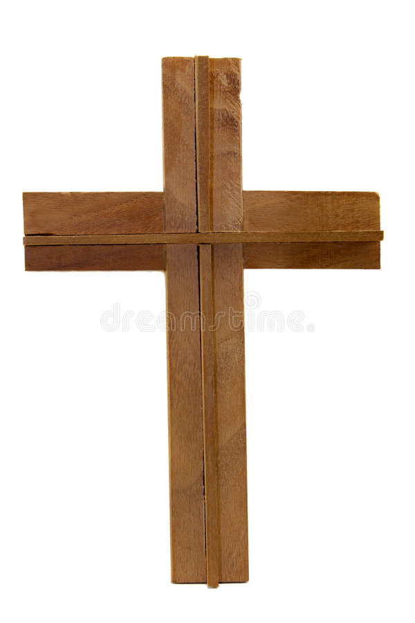 Download Wood Cross stock image. Image of church, vertical, religious - 6991389
