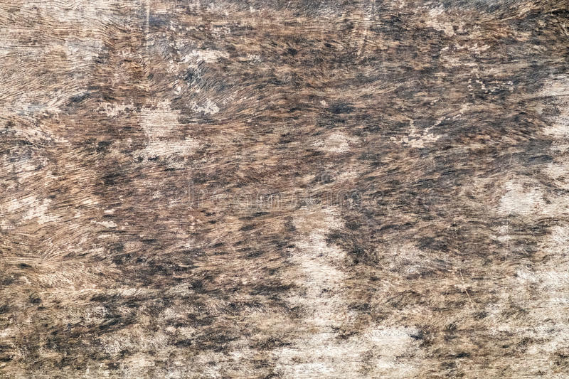 Wood dark brown surface texture stock photography