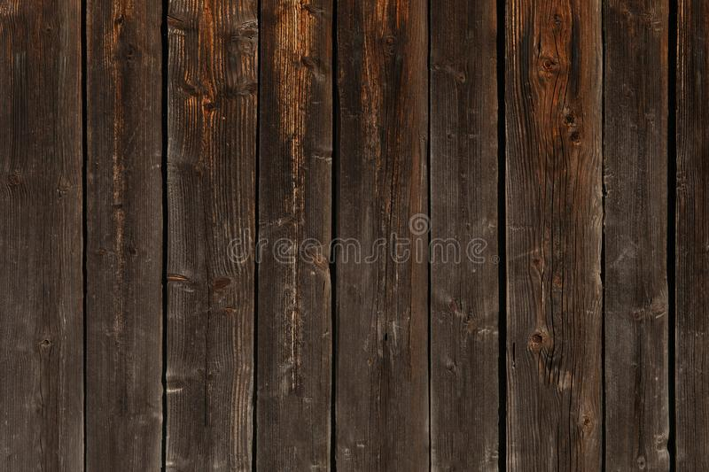 Wood desk plank to use as background or texture royalty free stock photos