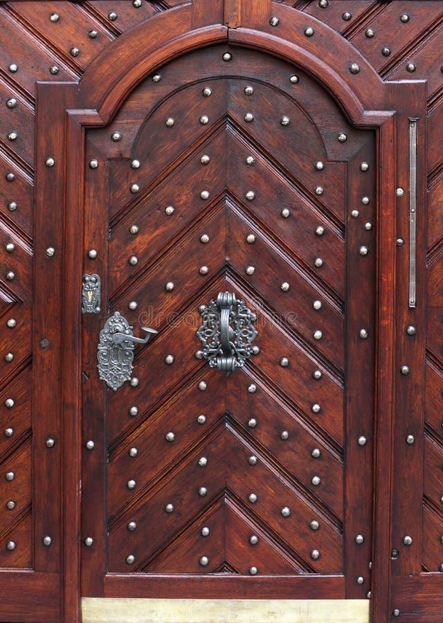 Free Wood Door Stock Image - 18630771