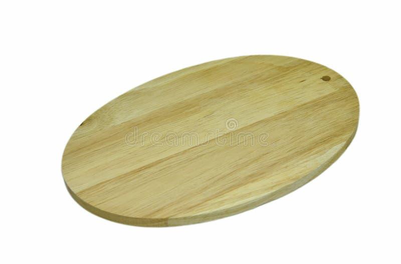Wood ellips arkivbilder