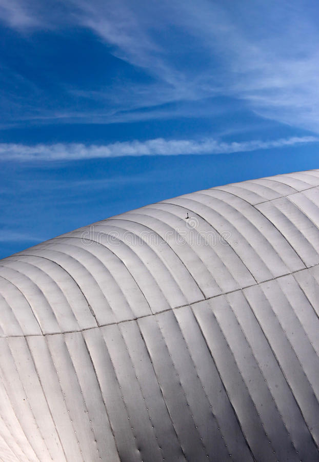 Download Wood And Fabric Roof Structure Stock Image - Image of city, modern: 11047347