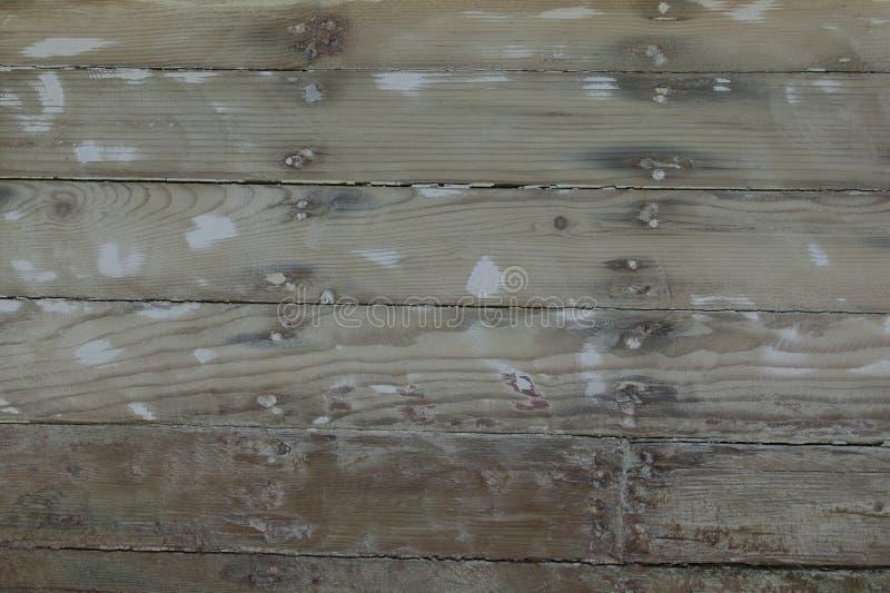 Wood fartygbakgrund arkivfoto