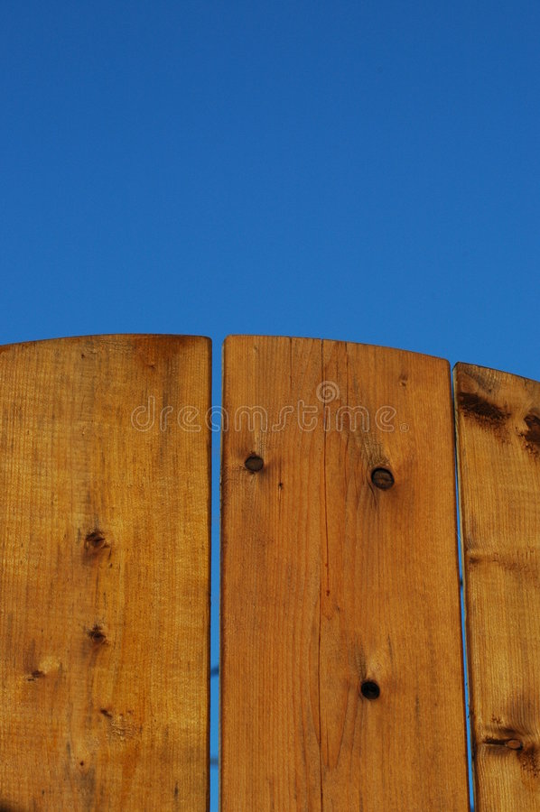 Download Wood fence stock image. Image of cloture, charpentier - 1413971