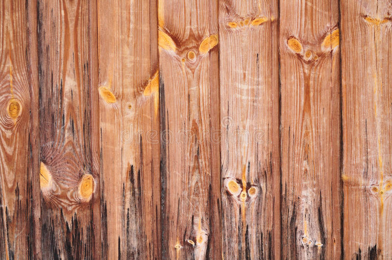 Wood fence. Interesting patterns in wood fence royalty free stock photo