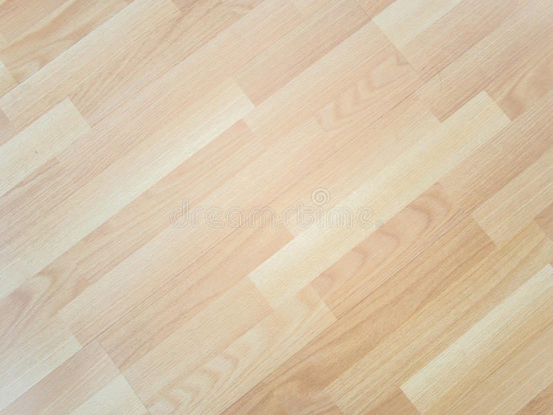 Wood floor laminate stock image