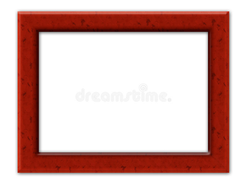 Wood frame 2 royalty free stock photo