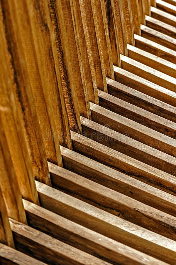 Download Wood frame chair stock photo. Image of summer, timber - 30548538