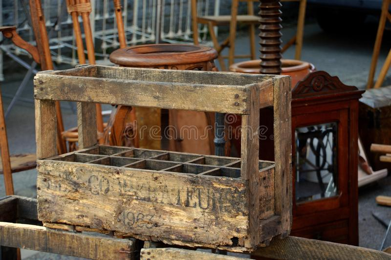 Wood, Furniture stock images