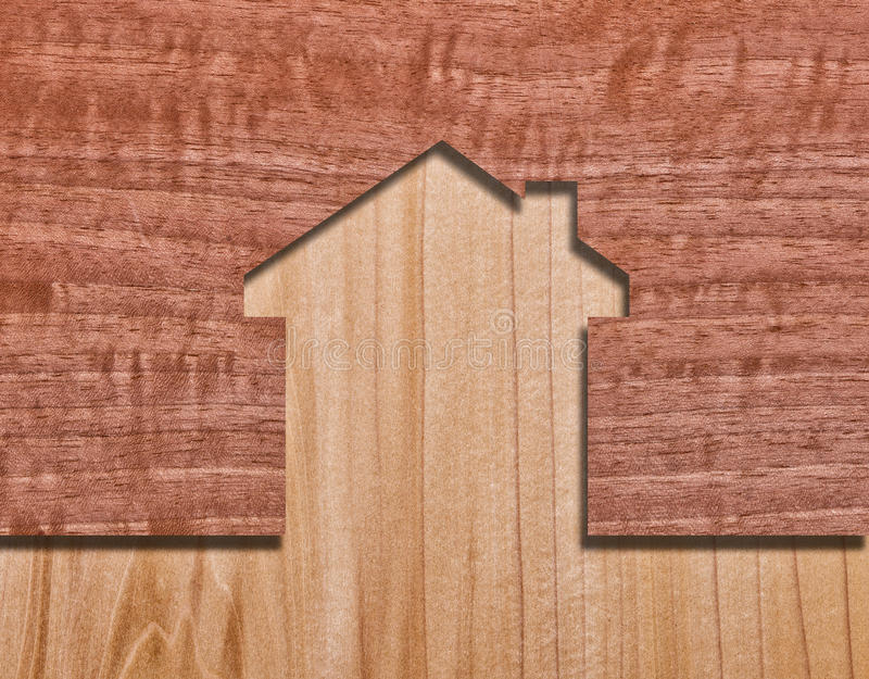 Download Wood house stock photo. Image of plank, decor, grain - 30468810