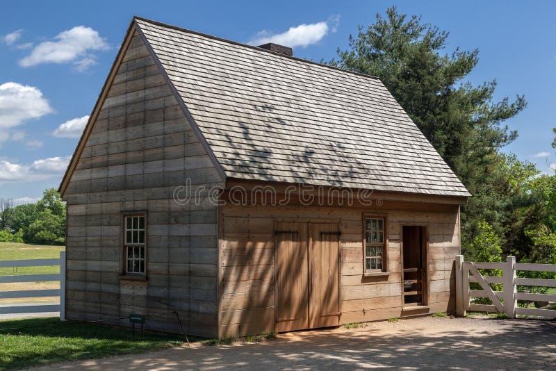 Download Wood House Mount Vernon Washington Stock Photo - Image: 32400010