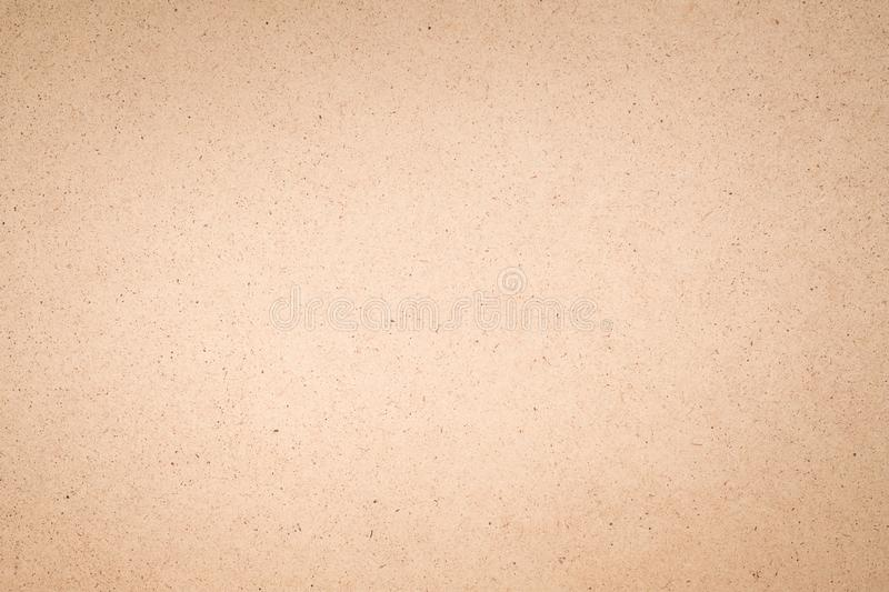 Wood industry beige plywood board background. Wood industry. Beige plywood board texture abstract art background. Solid color MDF surface. Copy space royalty free stock photos