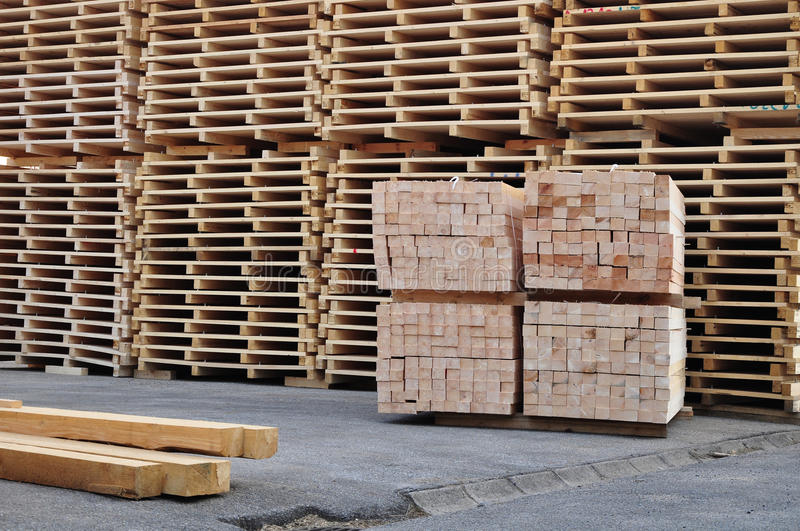 Wood industry trade royalty free stock images