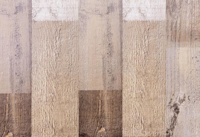 Wood laminate board texture. Wooden background for design and decoration stock photo