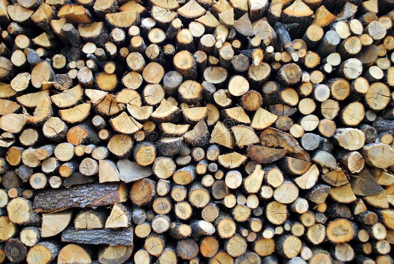 Download Wood, Logs And Split Trunks Stock Photo - Image: 25662112