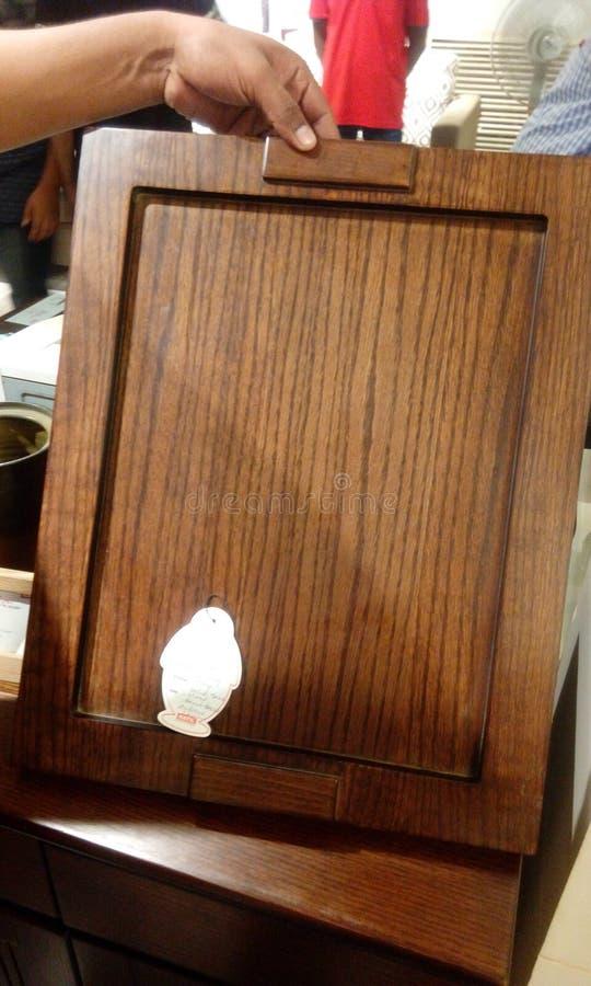Wood magasin royaltyfri foto