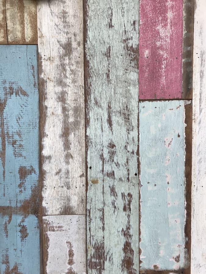 Wood materiell bakgrund för tappningtapet arkivfoton
