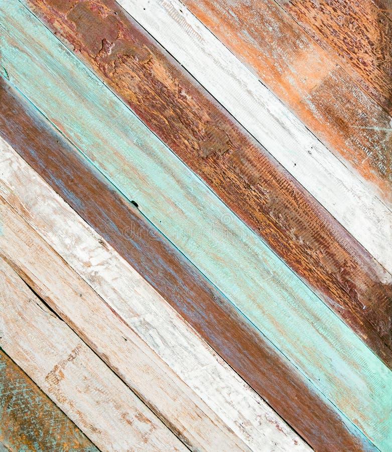 Wood materiell bakgrund för tappningtapet royaltyfri bild