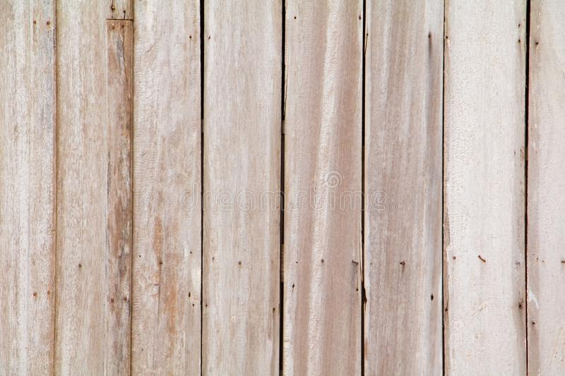 Wood old wall home and groove beautiful background with copy space add text.  royalty free stock image