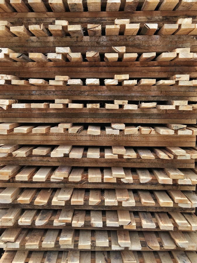 Wood pallet stock photos