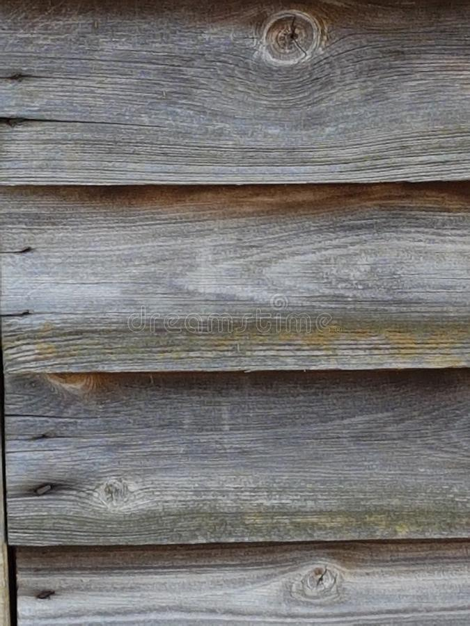 Wood panel (up close shed 2) stock photography