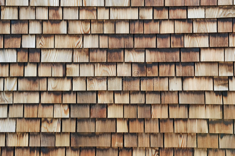 Wood Panel Wall Royalty Free Stock Photos
