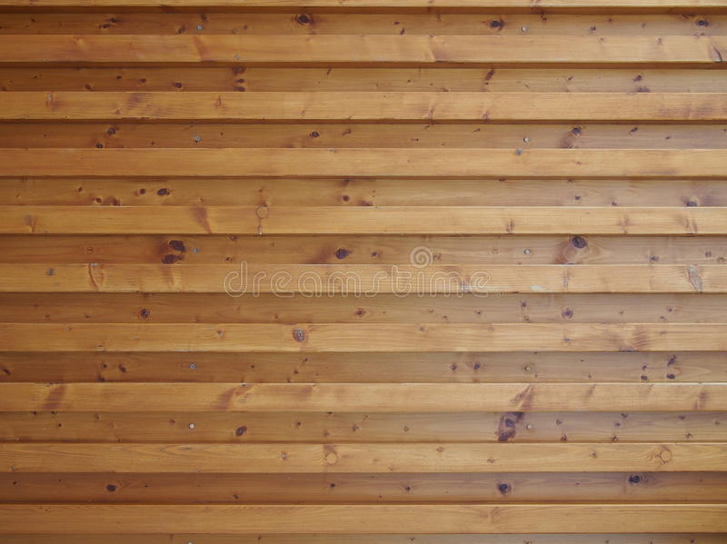 Wood paneling royalty free stock image
