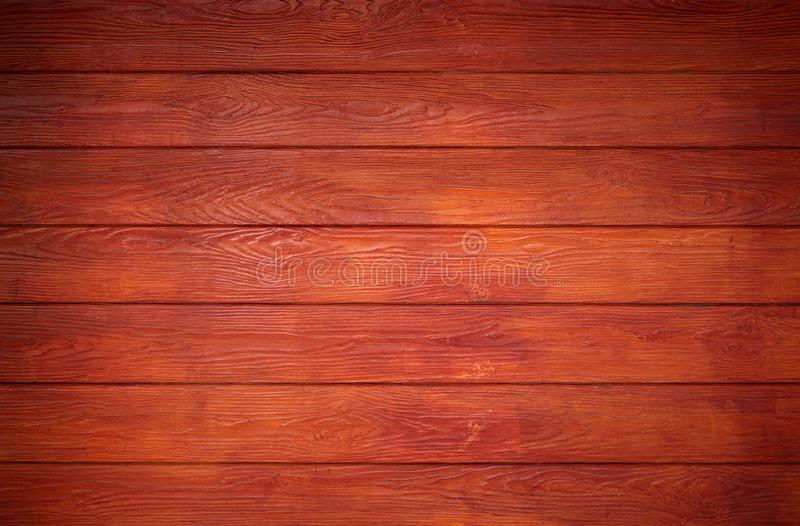 Wood paneling wall. royalty free stock image