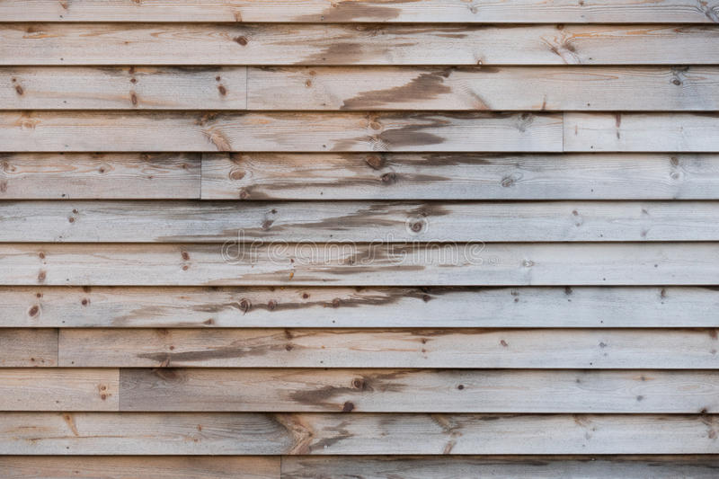 Wood paneling stock image