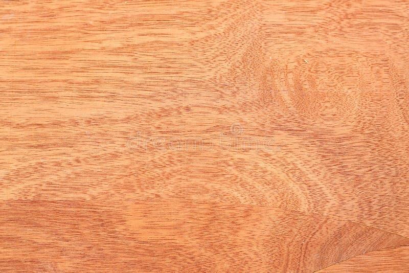 Wood paneltextur för fanér, träformicabräde för brun kryssfaner arkivbild