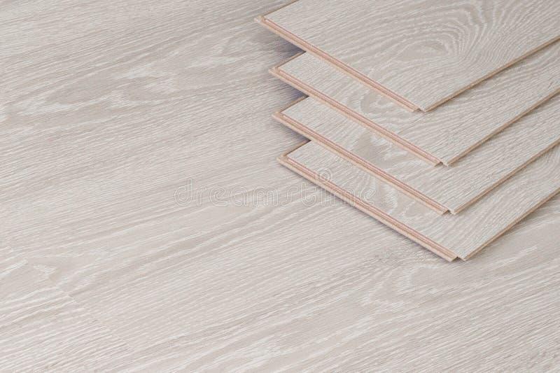 Wood parkettstycken, bräde för att däcka arkivfoton