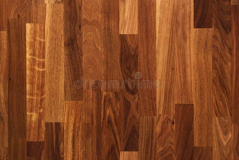 Wood parquet background, dark wooden floor texture. Wood parquet background, wooden floor texture royalty free stock images