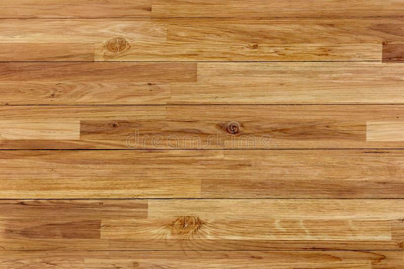 Wood parquet background, light wooden floor texture. royalty free stock photo