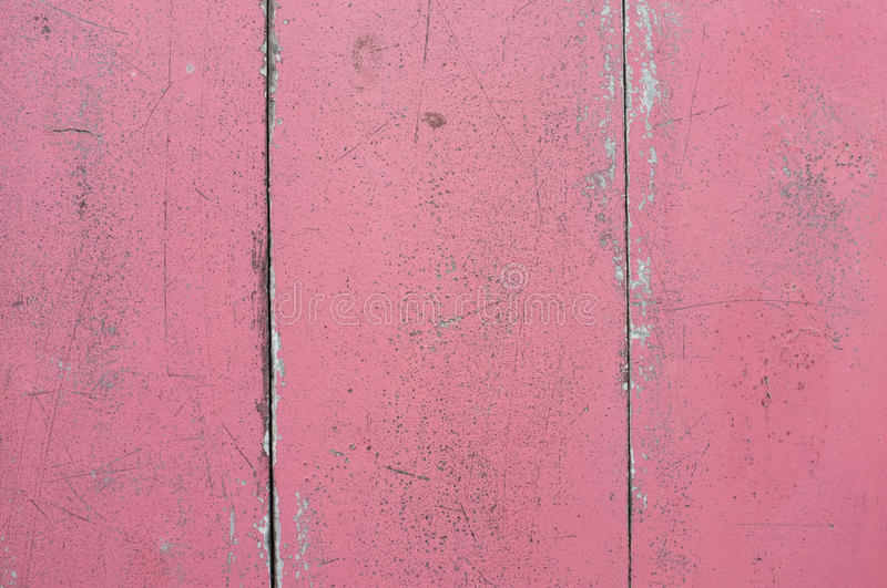 Wood pink background royalty free stock photo