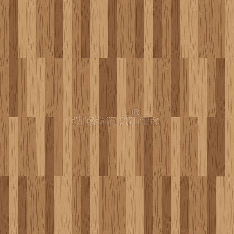Wood plank vector illustration