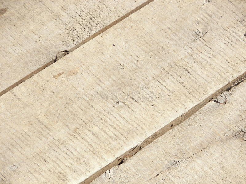 Wood plank stock photo