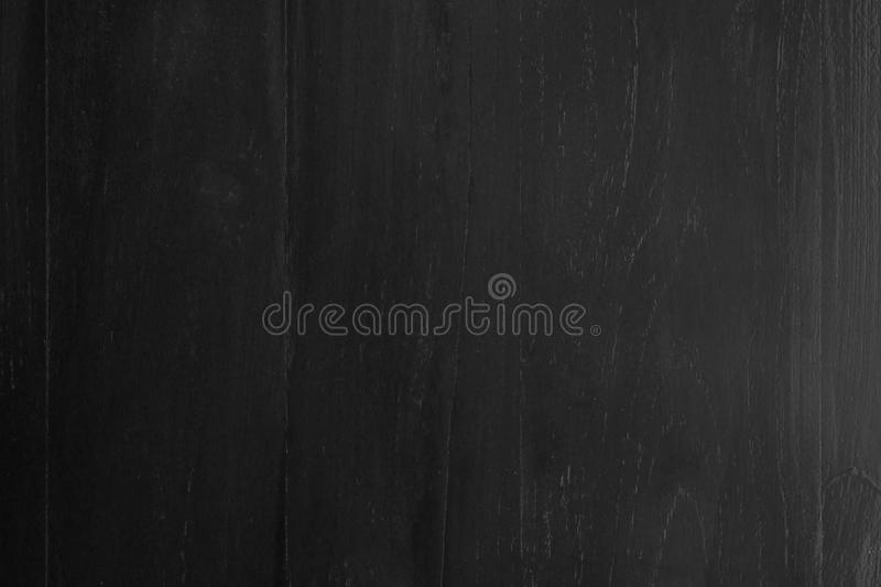 Wood plank Black texture background. wooden wall all antique cracking furniture painted weathered white vintage peeling wallpaper. Plywood or woodwork bamboo stock photography