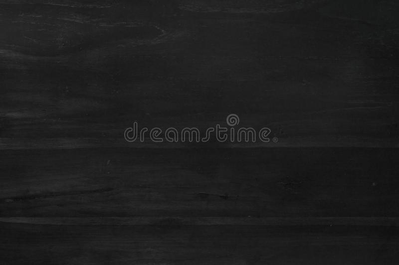 Wood plank Black texture background. wooden wall all antique cracking furniture painted weathered white vintage peeling wallpaper. Plywood or woodwork bamboo royalty free stock photography