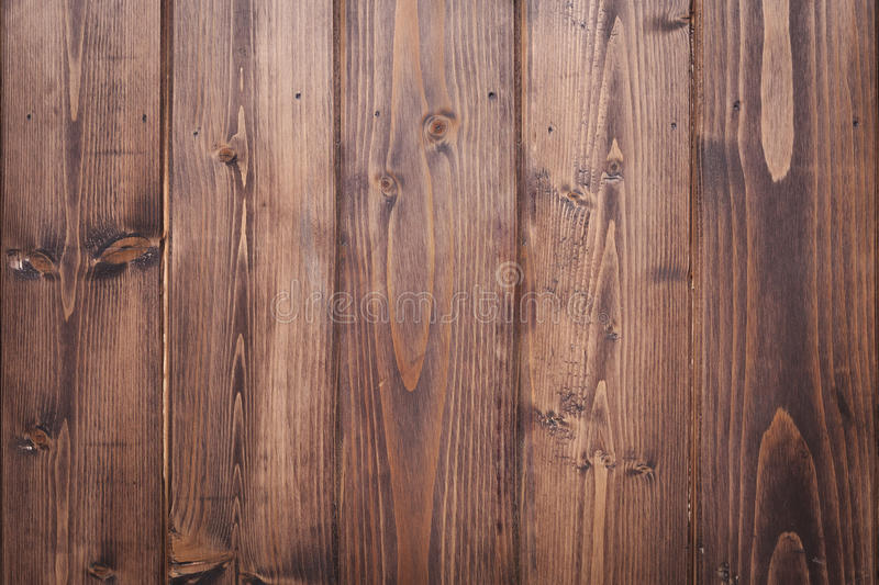 Wood plank brown texture background. royalty free stock photos
