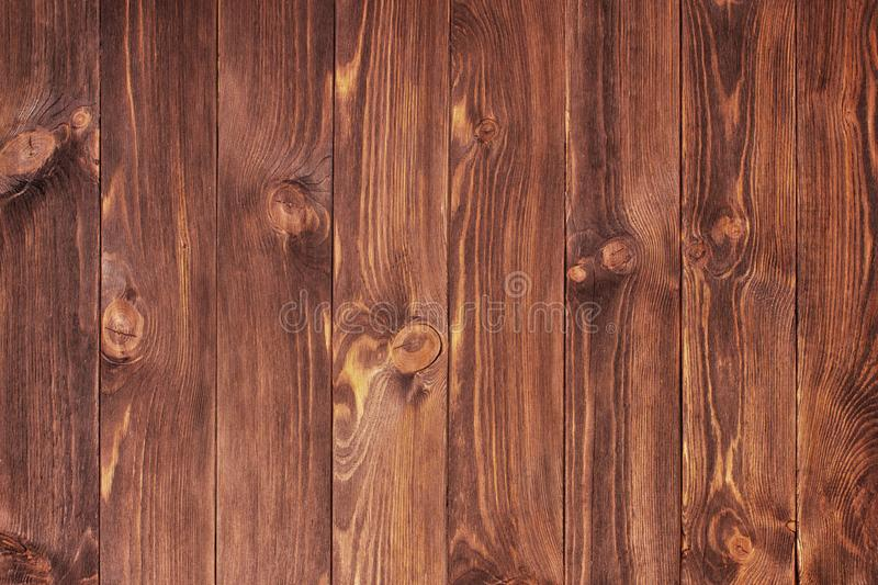 Wood plank brown texture background close up stock images